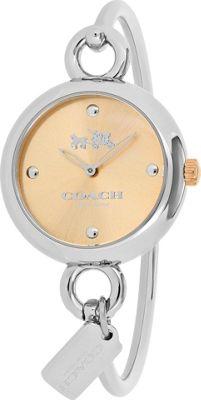Coach Watches Women's Hangtang Watch Rose Gold - Coach Watches Watches