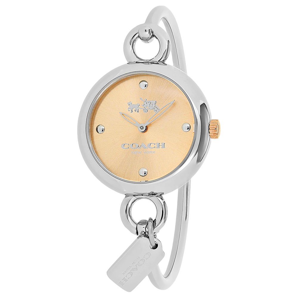 Coach Watches Women's Hangtang Watch Rose Gold - Coach Watches Watches