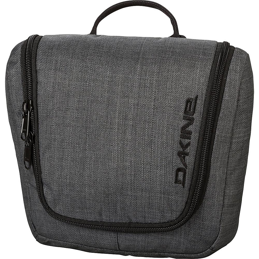 DAKINE Travel Kit Carbon - DAKINE Toiletry Kits - Travel Accessories, Toiletry Kits
