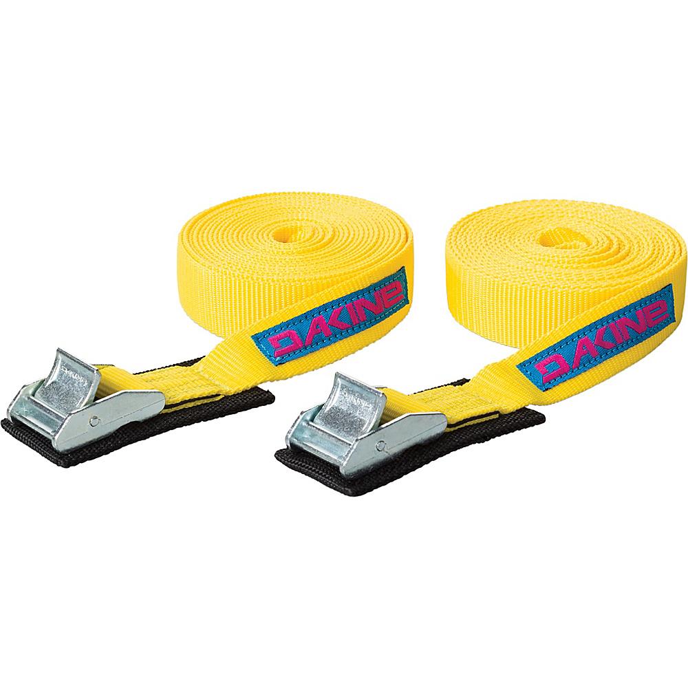 DAKINE Tie Down Straps 12 (2) Yellow - DAKINE Sports Accessories - Sports, Sports Accessories