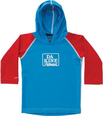DAKINE Toddler Boy's Hooded Long Sleeve 4T - Blue - DAKINE Women's Apparel