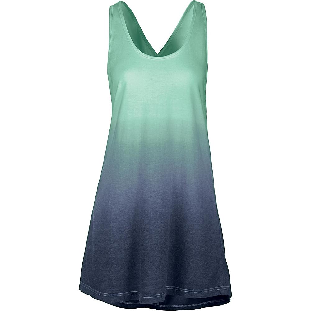DAKINE Womens Holly Tank Dress M - Dress Blues - DAKINE Womens Apparel - Apparel & Footwear, Women's Apparel