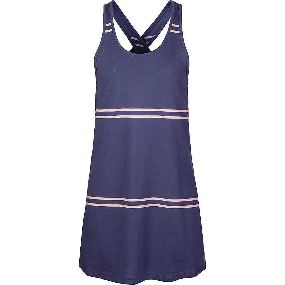 DAKINE Womens Holly Tank Dress M - Crown Blue - DAKINE Womens Apparel - Apparel & Footwear, Women's Apparel
