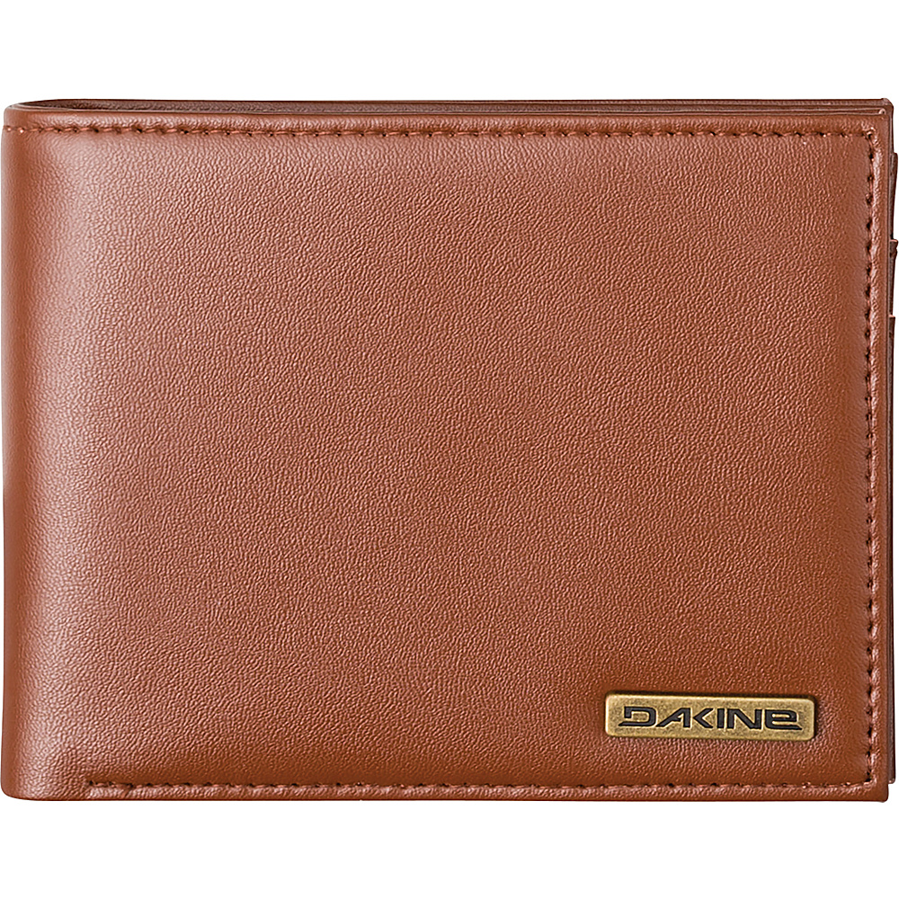 DAKINE Archer Coin Wallet Brown - DAKINE Mens Wallets - Work Bags & Briefcases, Men's Wallets