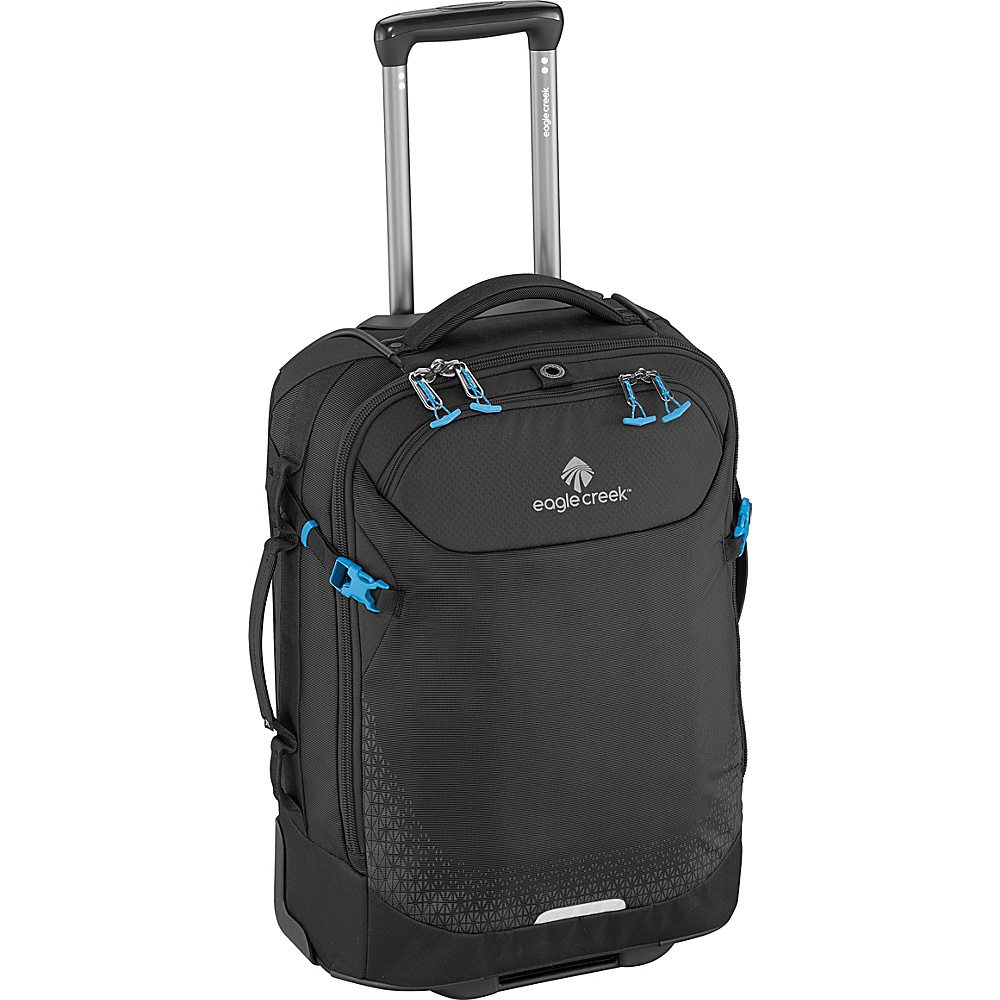 Eagle Creek ExpanseConvertible International Carry-On Black - Eagle Creek Softside Carry-On - Luggage, Softside Carry-On
