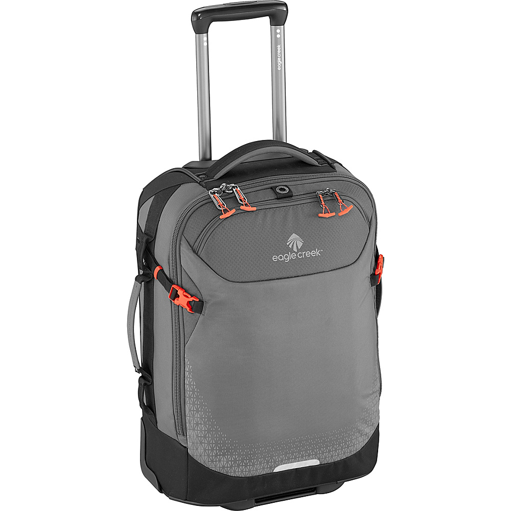 Eagle Creek ExpanseConvertible International Carry-On Stone Grey - Eagle Creek Softside Carry-On - Luggage, Softside Carry-On