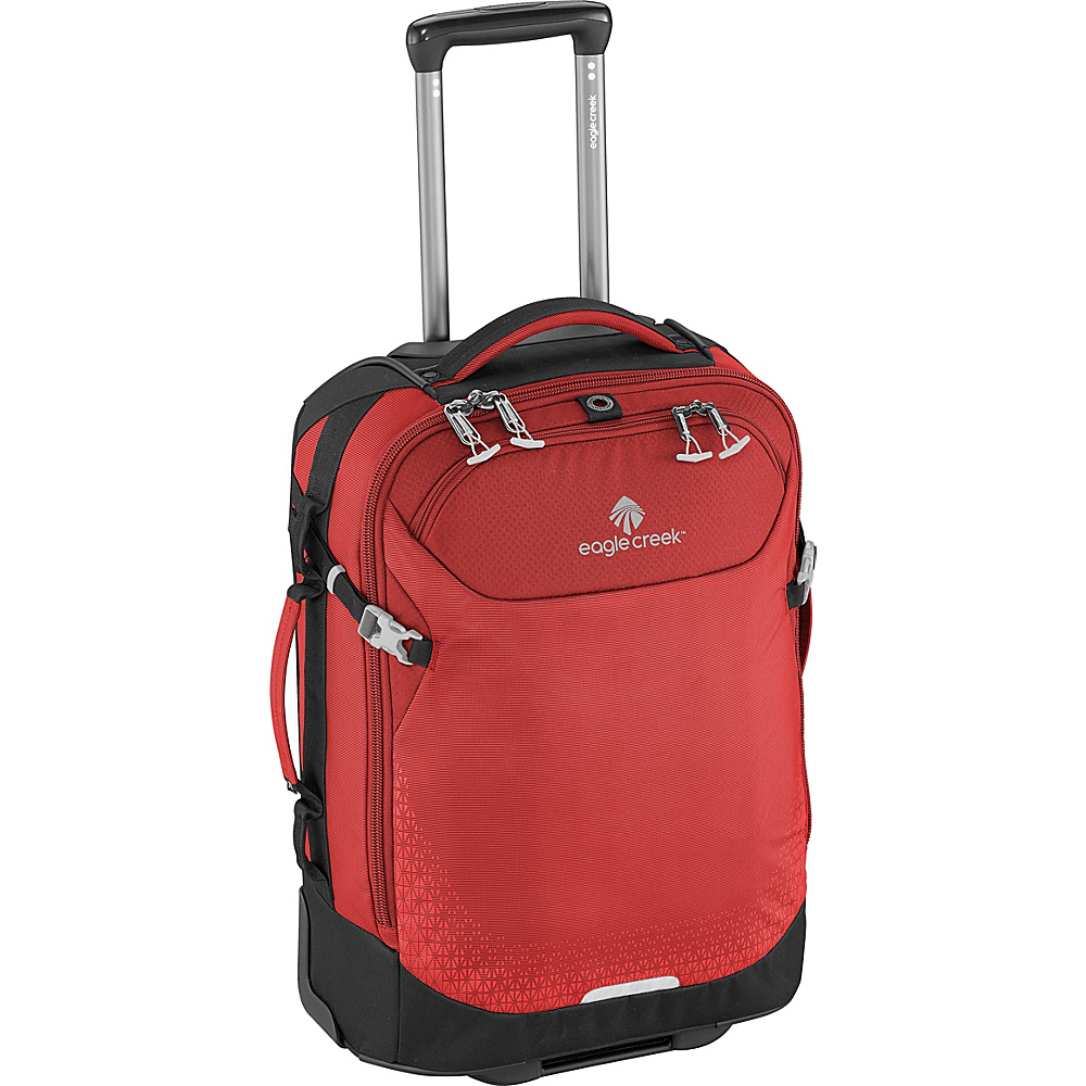 Eagle Creek ExpanseConvertible International Carry-On Volcano Red - Eagle Creek Small Rolling Luggage - Luggage, Small Rolling Luggage