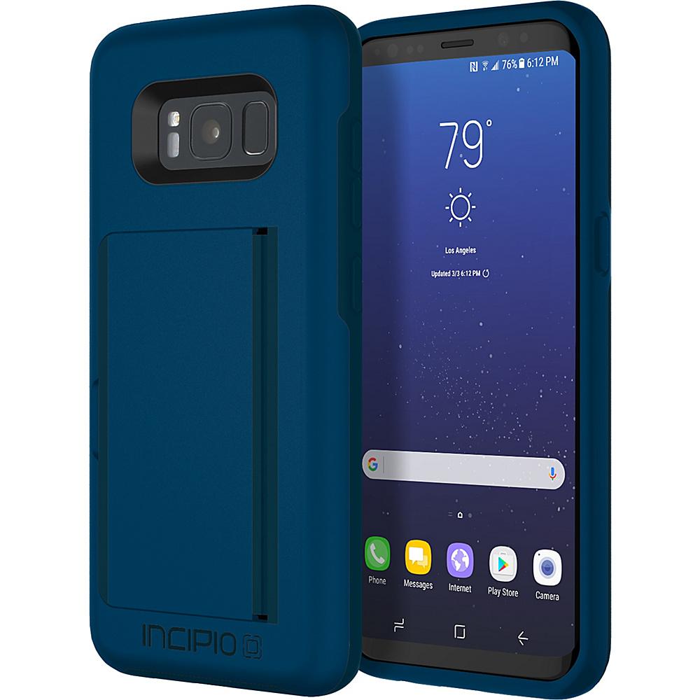 Incipio Stowaway for Samsung Galaxy S8 Deep Navy - Incipio Electronic Cases - Technology, Electronic Cases