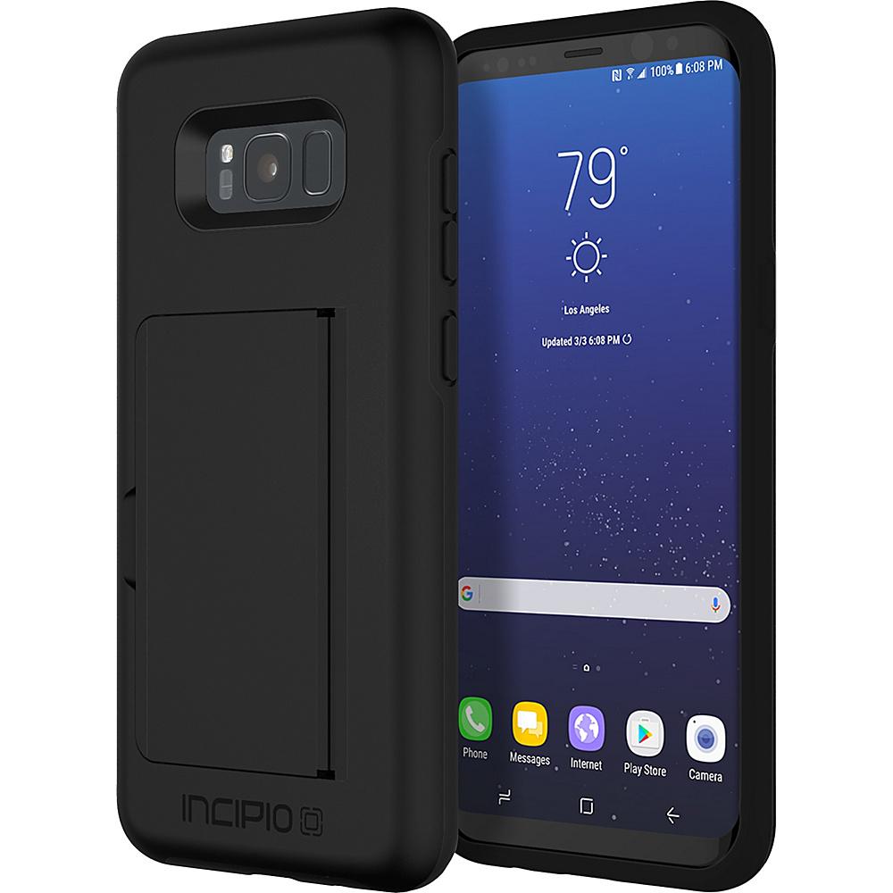Incipio Stowaway for Samsung Galaxy S8+ Black - Incipio Electronic Cases - Technology, Electronic Cases