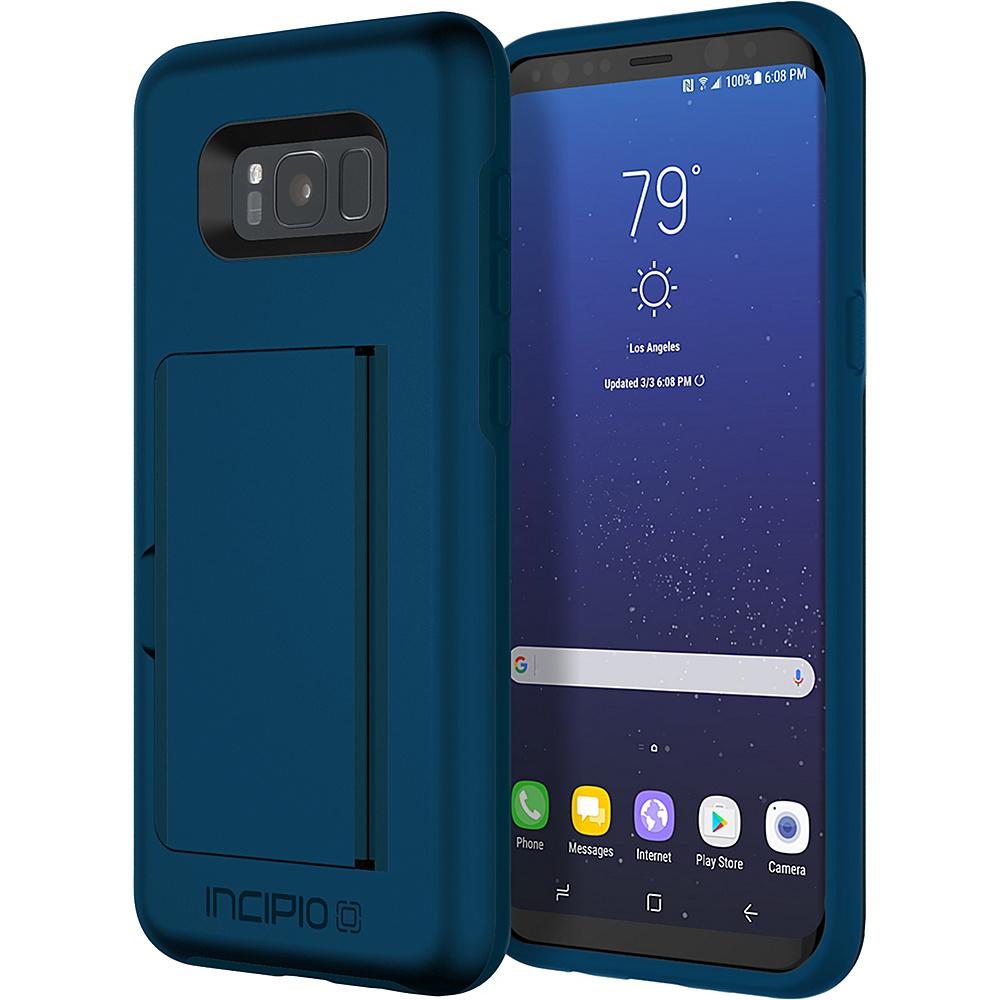 Incipio Stowaway for Samsung Galaxy S8+ Deep Navy - Incipio Electronic Cases - Technology, Electronic Cases