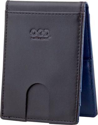 OCD Wallets OCD RFID Wallet Blue Pocket - OCD Wallets Men's Wallets