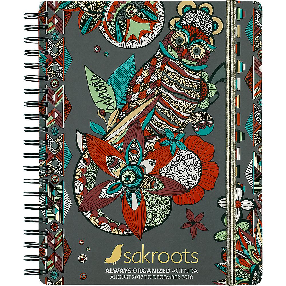 Sakroots Artist Circle Always Organized Agenda Charcoal Spirit Desert - Sakroots Business Accessories - Work Bags & Briefcases, Business Accessories