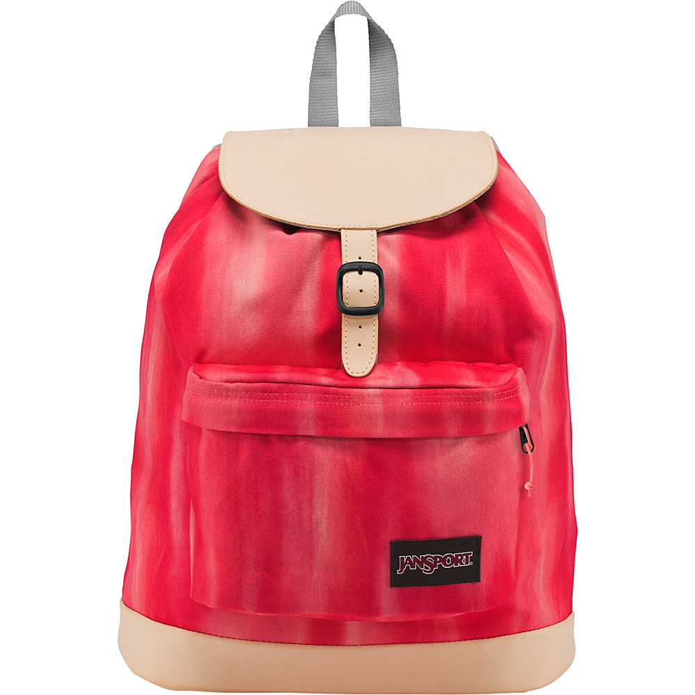 JanSport Haiden Laptop Backpack Sunkissed Poly Canvas - JanSport Laptop Backpacks