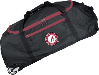 Mojo Licensing Mojo Licensing NCAA 36 inch Collapsible Duffle Alabama - Mojo Licensing Travel Duffels