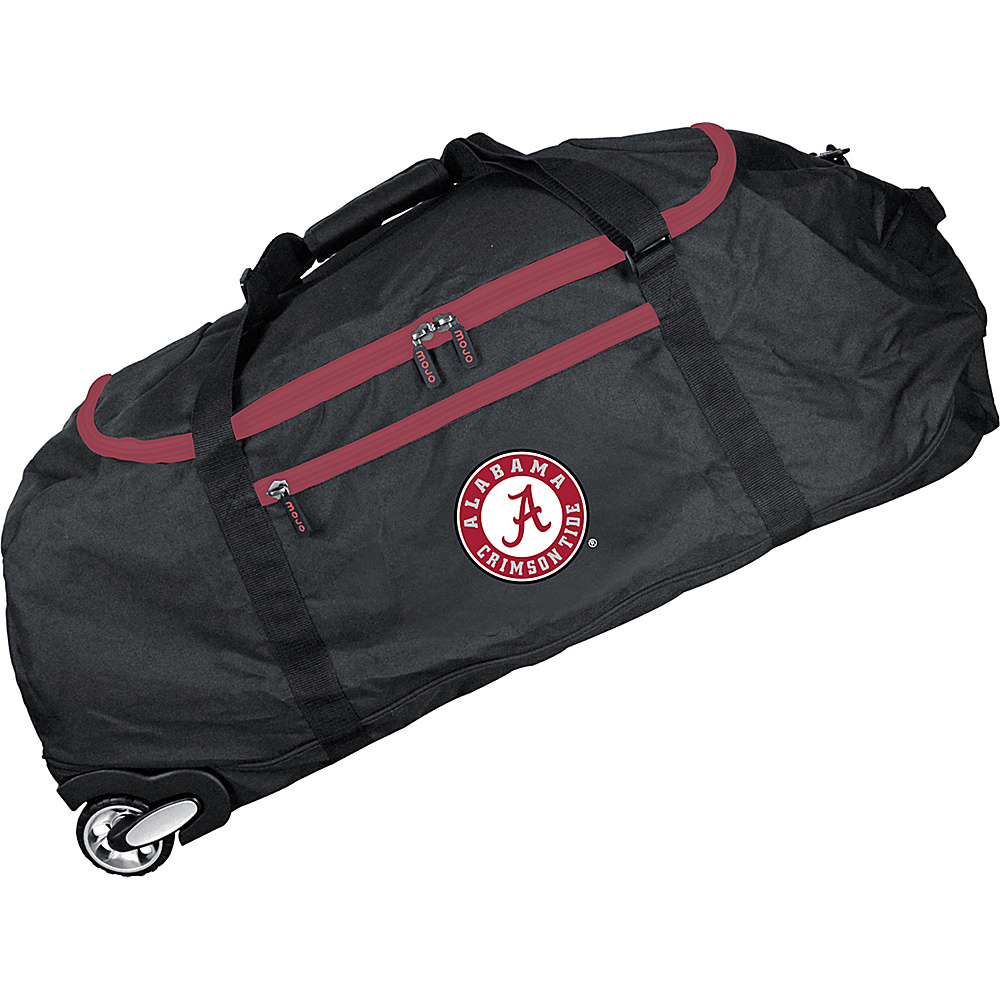 MOJO Denco NCAA 36 Collapsible Duffle Alabama - MOJO Denco Travel Duffels - Duffels, Travel Duffels