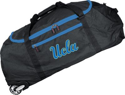 Mojo Licensing NCAA 36 inch Collapsible Duffle UCLA - Mojo Licensing Travel Duffels