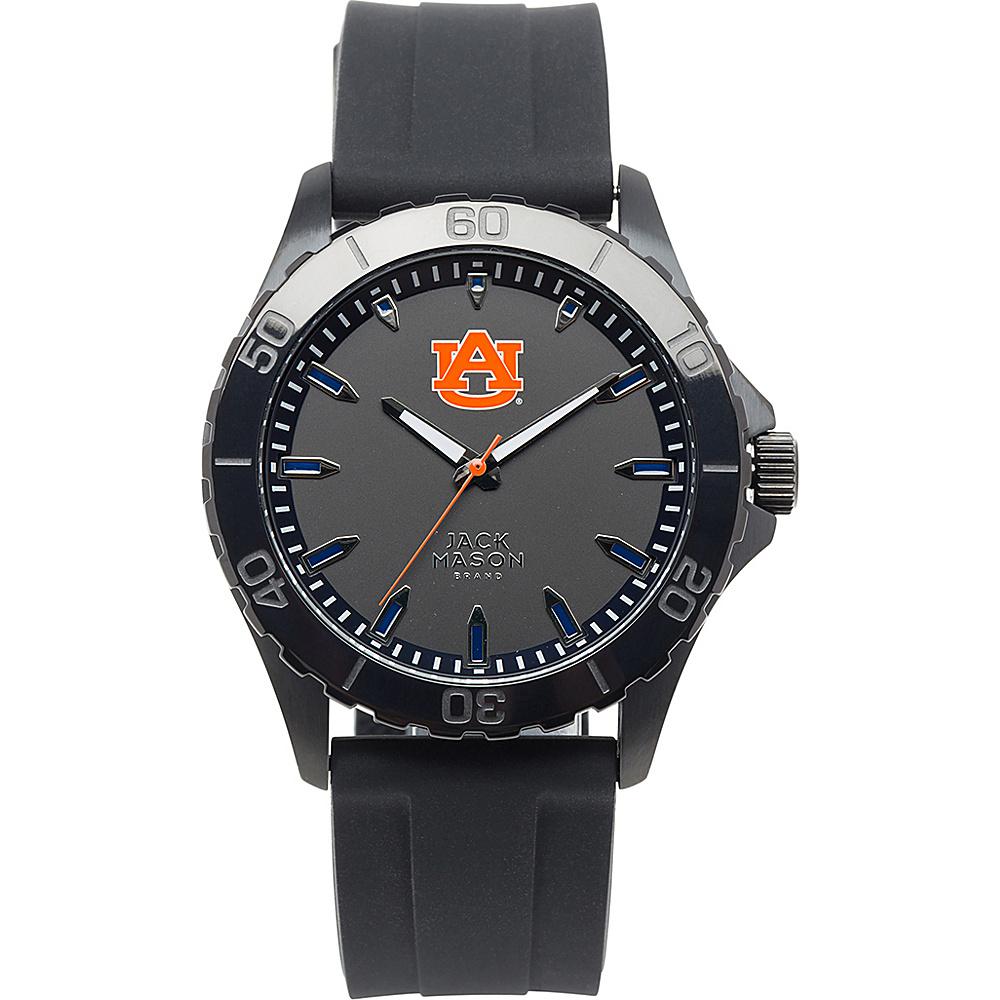 Jack Mason League NCAA Silicone Watch Auburn Tigers - Jack Mason League Watches - Fashion Accessories, Watches