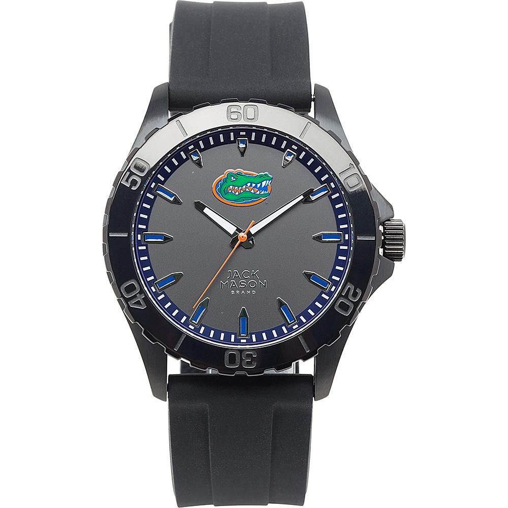 Jack Mason League NCAA Silicone Watch Florida Gators - Jack Mason League Watches - Fashion Accessories, Watches