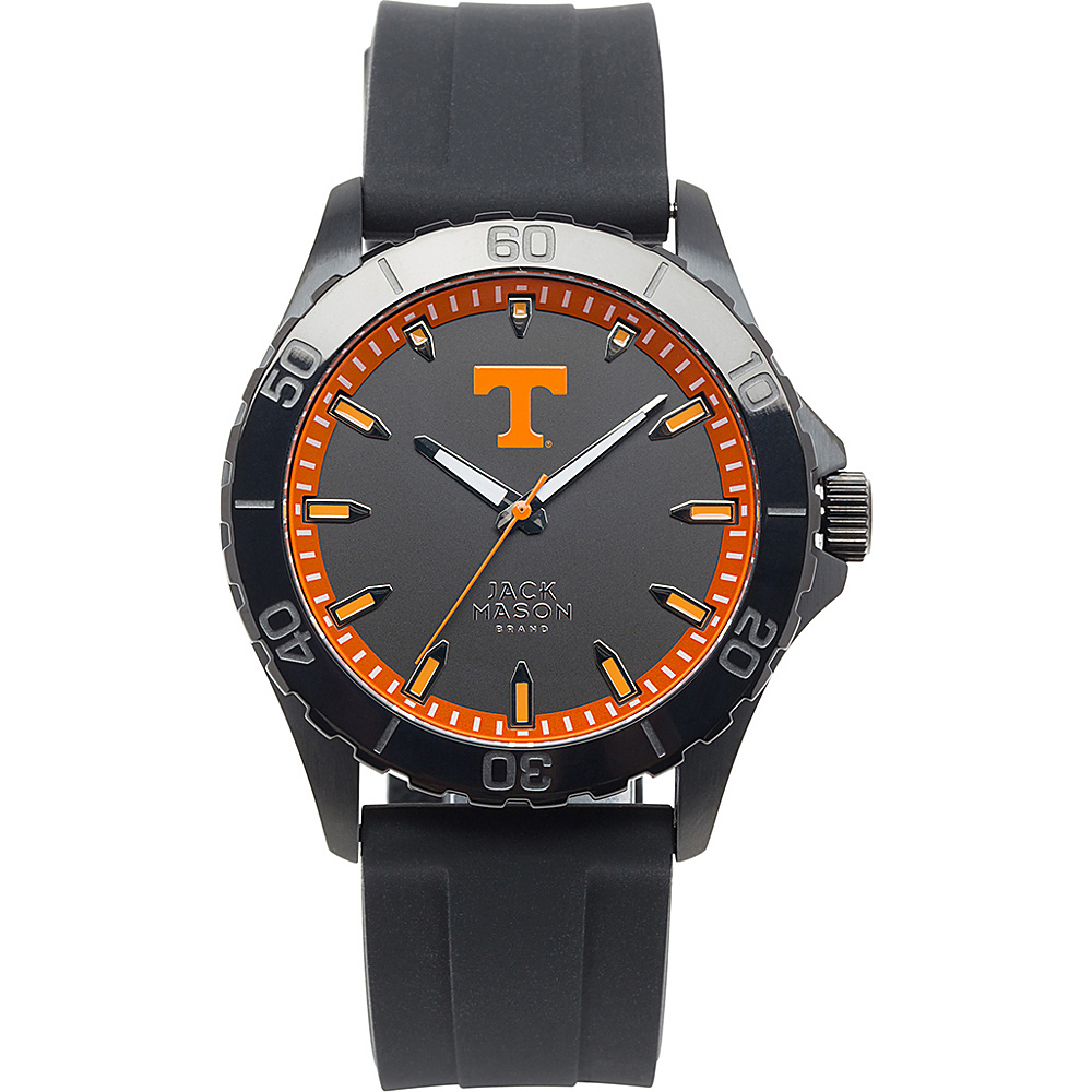 Jack Mason League NCAA Silicone Watch Tennessee Volunteers - Jack Mason League Watches - Fashion Accessories, Watches