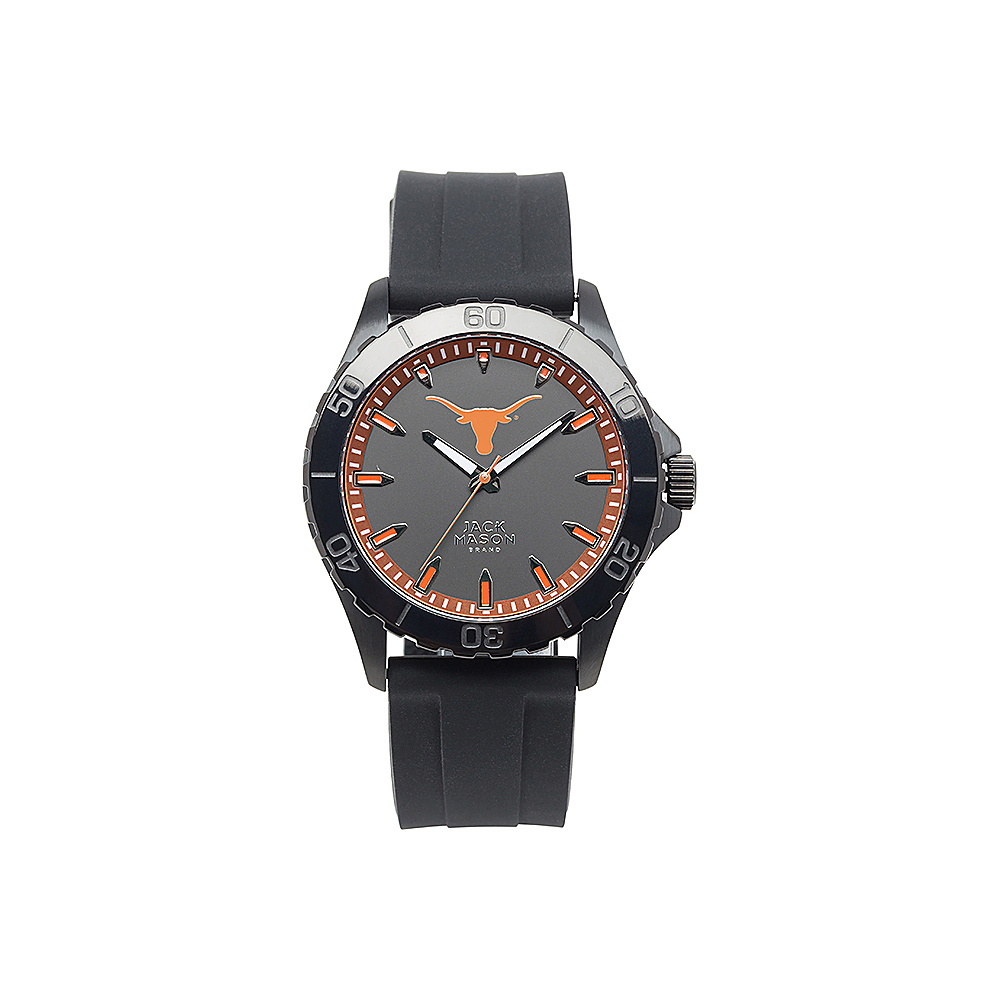 Jack Mason League NCAA Silicone Watch Texas Longhorns - Jack Mason League Watches - Fashion Accessories, Watches