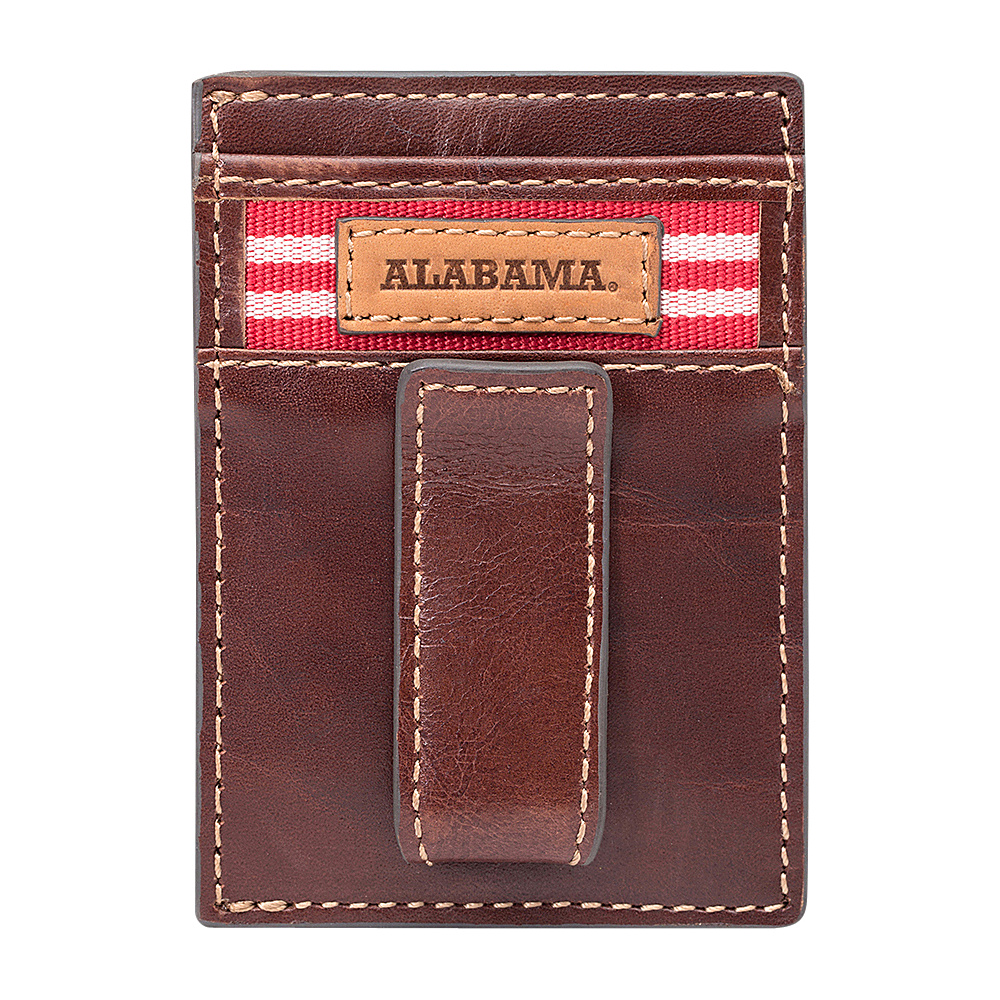 Jack Mason League NCAA Tailgate Front Pocket Wallet Alabama Crimson Tide - Jack Mason League Mens Wallets - Work Bags & Briefcases, Men's Wallets