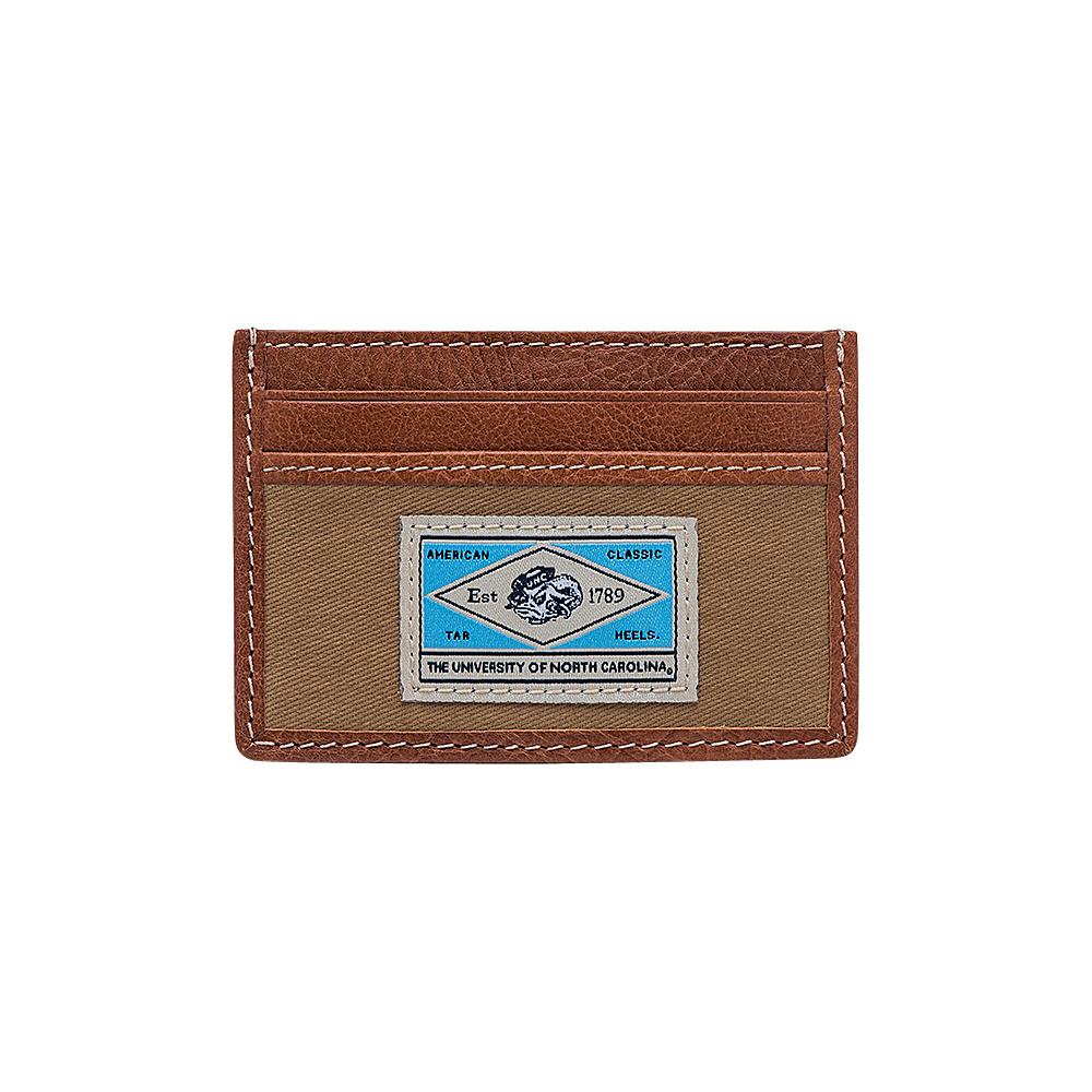 Jack Mason League NCAA Heritage Card Case North Carolina Tarheels - Jack Mason League Mens Wallets - Work Bags & Briefcases, Men's Wallets