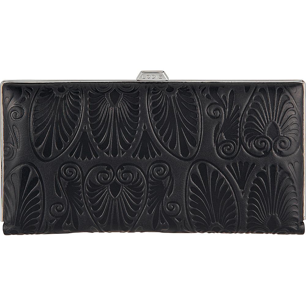 Lodis Denia Quinn Clutch Wallet Black - Lodis Womens Wallets - Women's SLG, Women's Wallets