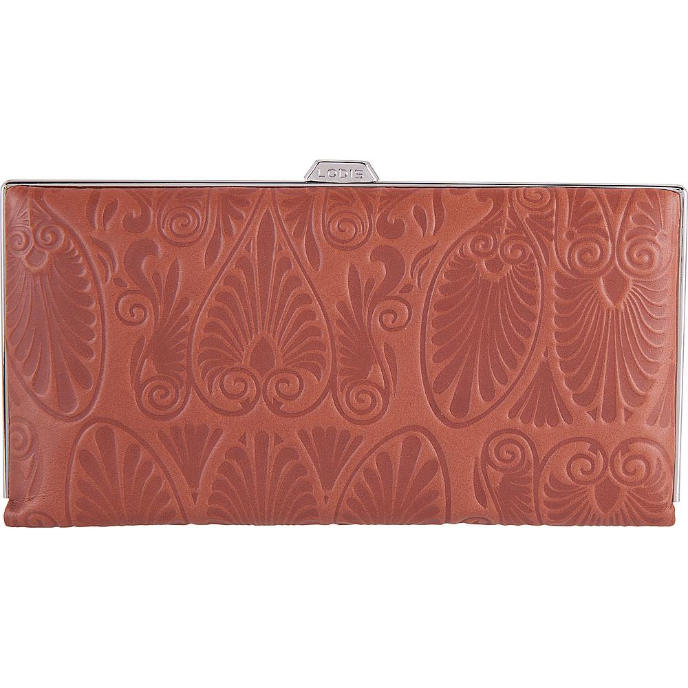 Lodis Denia Quinn Clutch Wallet Toffee - Lodis Womens Wallets - Women's SLG, Women's Wallets