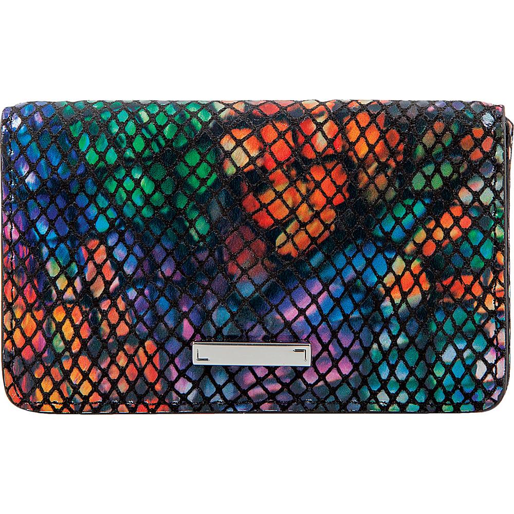 Lodis Elche Mini Card Case Multi - Lodis Designer Handbags - Handbags, Designer Handbags