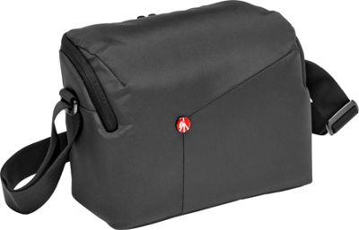 Manfrotto Bags Next Shoulder Bag Grey - Manfrotto Bags Camera Cases