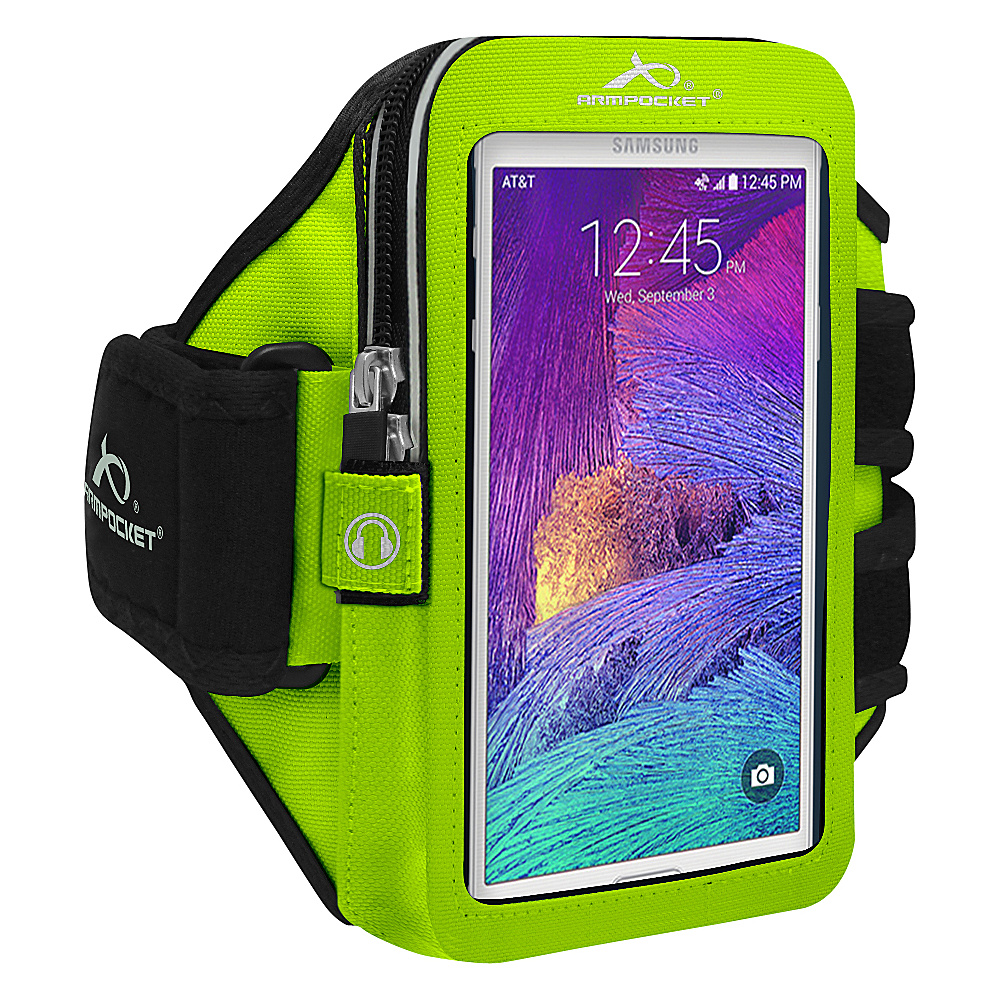 Armpocket XTREME i-30 armband for iPhone 6/6s/5, Samsung Galaxy S7/S6, or devices up to 5