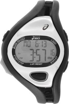 Asics Fun Runners Watch Black/Silver - Asics Wearable Tec...