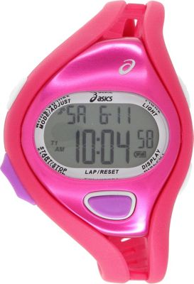 Asics Fun Runners Watch Pink - Asics Wearable Technology