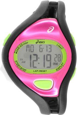 Asics Fun Runners Watch Black/Pink - Asics Wearable Techn...