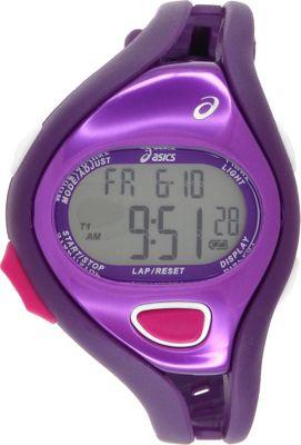 Asics Fun Runners Watch Purple - Asics Wearable Technology