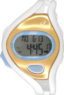 Asics Fun Runners Watch White/Gold - Asics Wearable Techn...