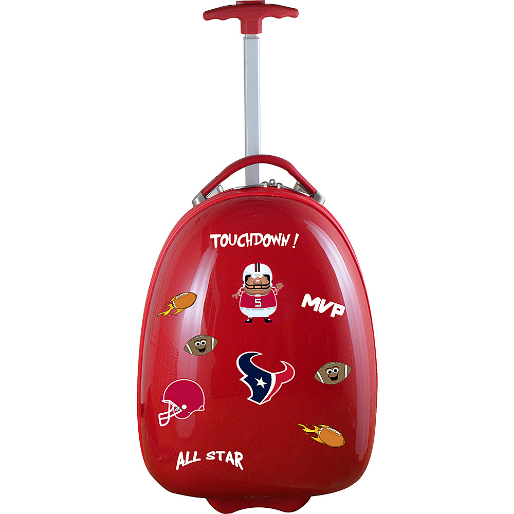 MOJO Denco Kids Luggage Pod Houston Texans - MOJO Denco Hardside Carry-On - Luggage, Hardside Carry-On