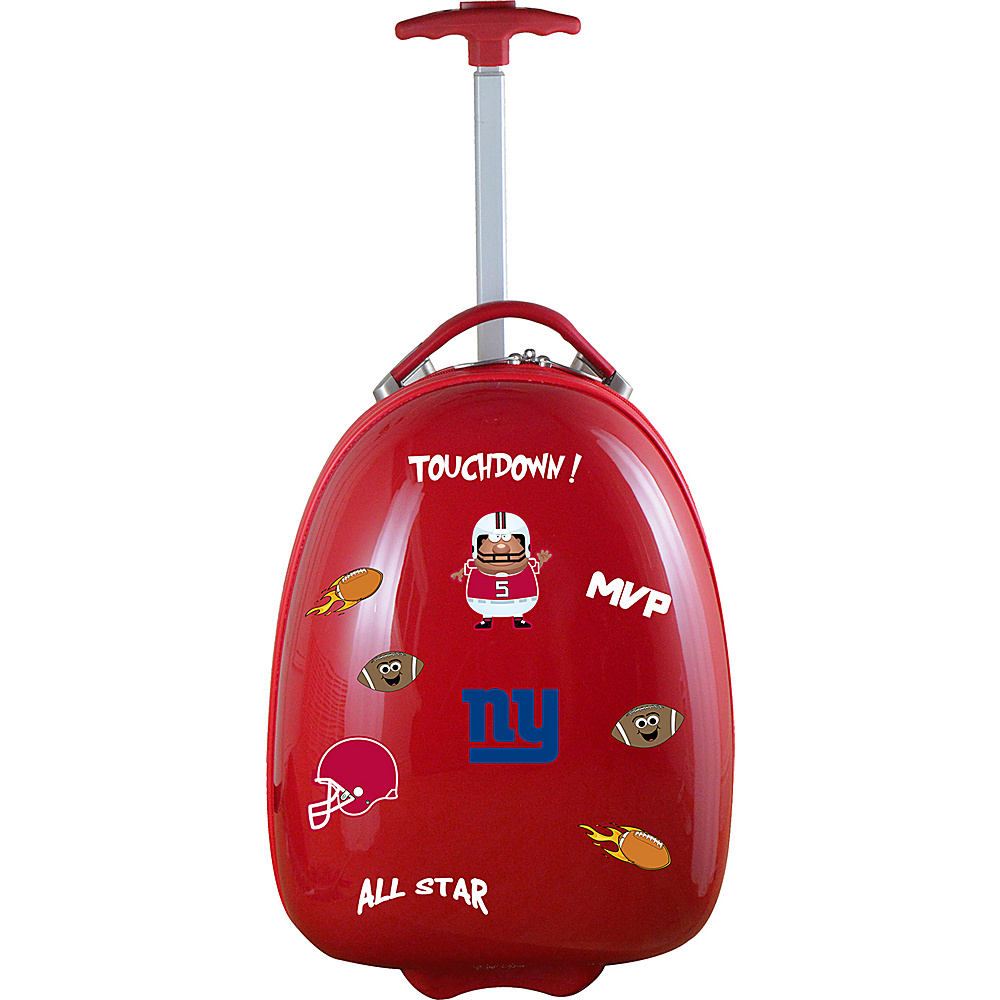 MOJO Denco Kids Luggage Pod New York Giants - MOJO Denco Hardside Carry-On - Luggage, Hardside Carry-On