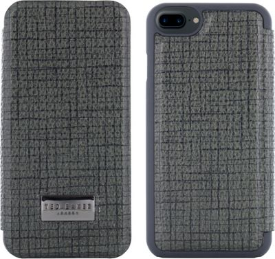 Ted Baker iPhone 6 & 7 Plus Card Slot Folio Case Sevbeach - Ted Baker Electronic Cases