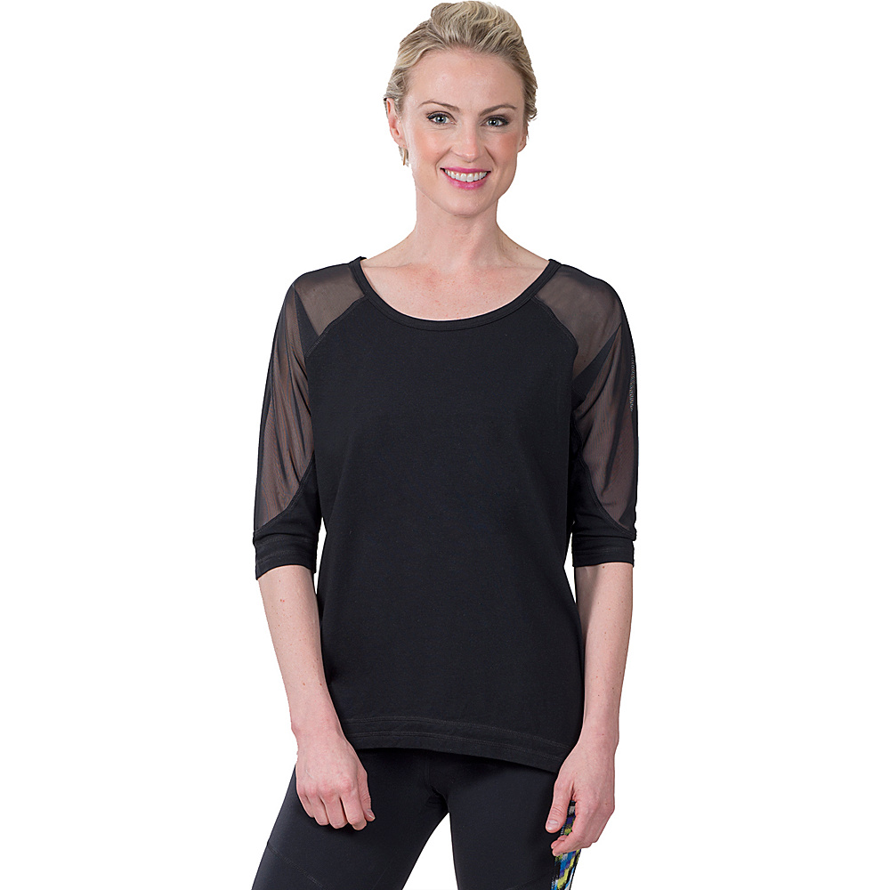 Soybu Acro Dolman S - Black - Soybu Womens Apparel - Apparel & Footwear, Women's Apparel