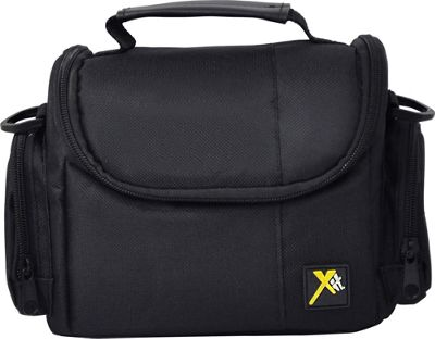 XIT Camera/Video Carrying case Black - XIT Camera Cases