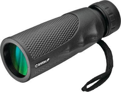 Barska Blackhawk Monocular BK7 Green Lens 10x40mm Black - Barska Sports Accessories