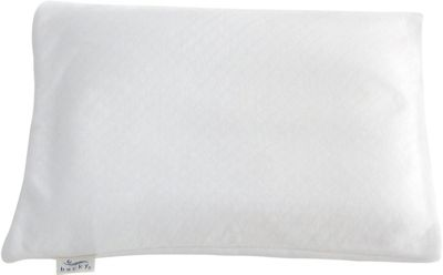 Bucky Travel Duo Pillow White - Bucky Travel Comfort and Health