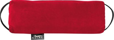 Bucky Baxter Back Pillow Cherry - Bucky Travel Comfort and Health