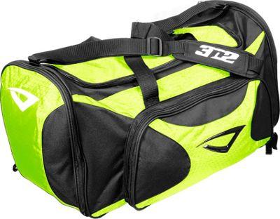 3N2 Grab Bag Sports Duffel Yellow/Black - 3N2 Gym Duffels