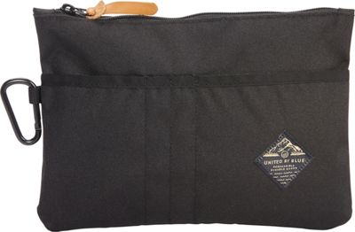 United by Blue Niel Pouch Black - United by Blue Packing Aids