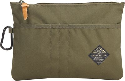 United by Blue Niel Pouch Olive - United by Blue Packing Aids