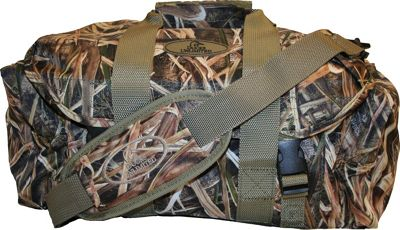 Ducks Unlimited 200 Standard Blind Duffel Bag Blades Waterfowl Camoflage - Ducks Unlimited Hunting Bags