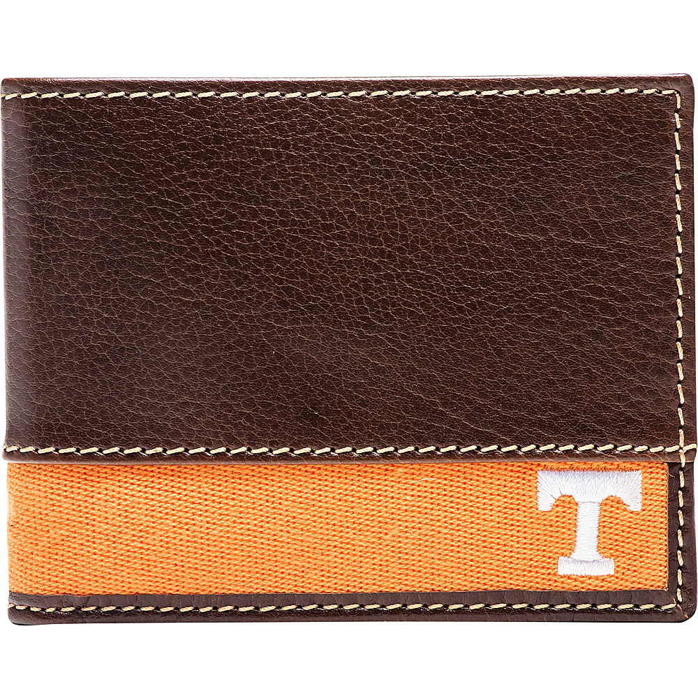 Jack Mason League NCAA Alumni Slim Bifold Wallet Tennessee - Jack Mason League Mens Wallets - Work Bags & Briefcases, Men's Wallets