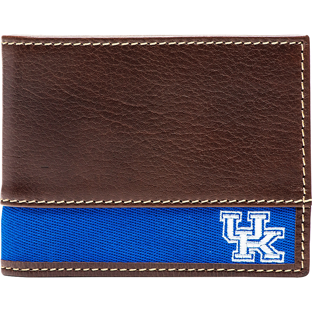 Jack Mason League NCAA Alumni Slim Bifold Wallet Kentucky - Jack Mason League Mens Wallets - Work Bags & Briefcases, Men's Wallets